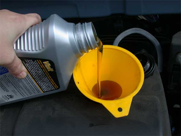 Change the Oil Regularly